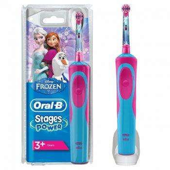 Oral-B Vitality Frozen Elektrische Tandenborstel Kinderen