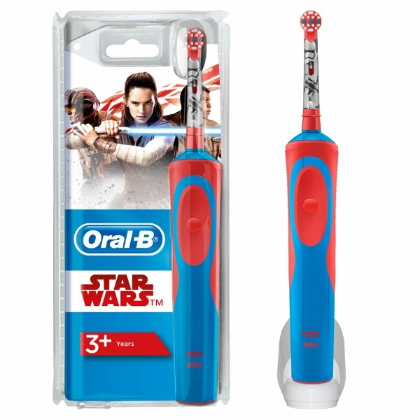 Oral-B Vitality StarWars Elektrische Tandenborstel Kids
