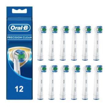 Oral-B Precision Clean - 12 stuks - Voordeelverpakking