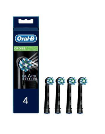 Oral-B-Cross-Action-Zwart-Opzetborstels-4-stuks