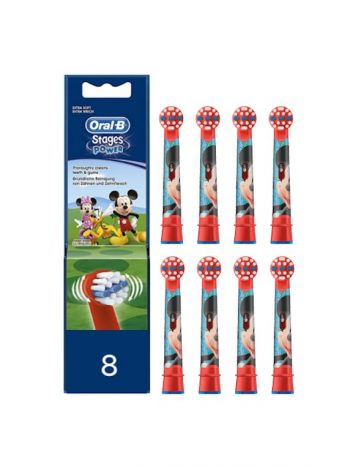 Oral-B-Kids-Opzetborstels-Mickey 8