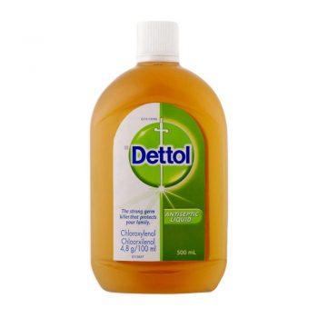 Dettol Ontsmetting Antiseptische Desinfecterende 500 ml