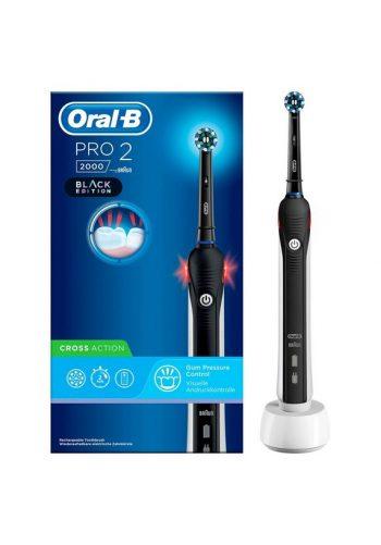 Oral B elektrische tandenborstel PRO 2000 Black