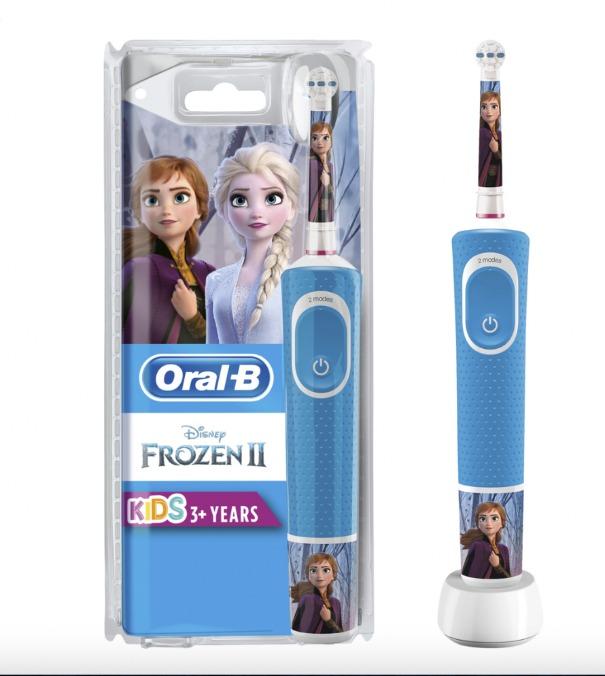 Oral-B Elektrische Tandenborstel Frozen Figuren