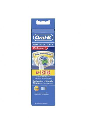 Oral-B Opzetborstel Precision Clean - 4 + 1 Extra