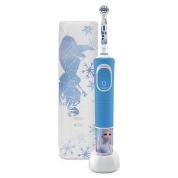 Oral-B Elektrisch Tandenborstel Frozen 2 - Kids - Reisetui