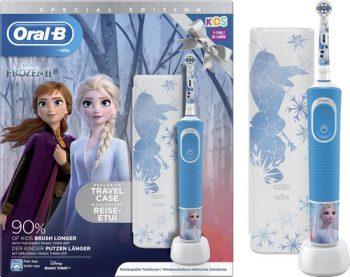 Oral-B Elektrisch Tandenborstel Frozen 2 Reisetui