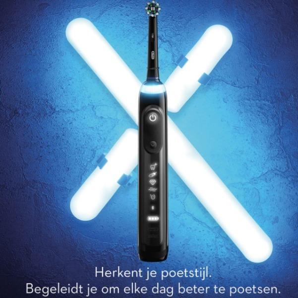 Oral-B Genius X handvat
