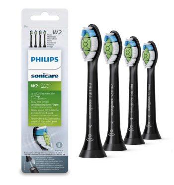 Philips Sonicare OptimalWhite Zwarte - Opzetborstels - HX6064