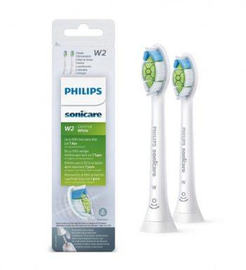 Philips Sonicare Optimalwhite HX6062 - Opzetborstels - 2 stuks