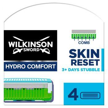 Wilkinson Hydro Comfort Skin Reset Scheermesjes 4 stuks
