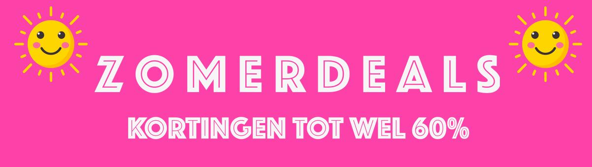 Zomerdeals Tandartswereld.nl