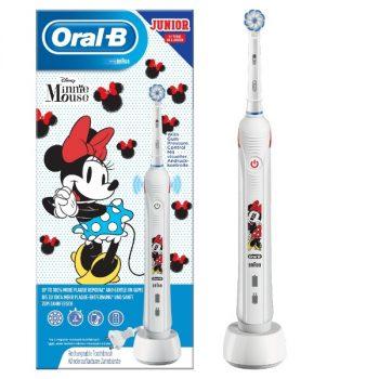 Oral-B Junior Minnie Mouse - Elektrische Tandenborstel - Wit